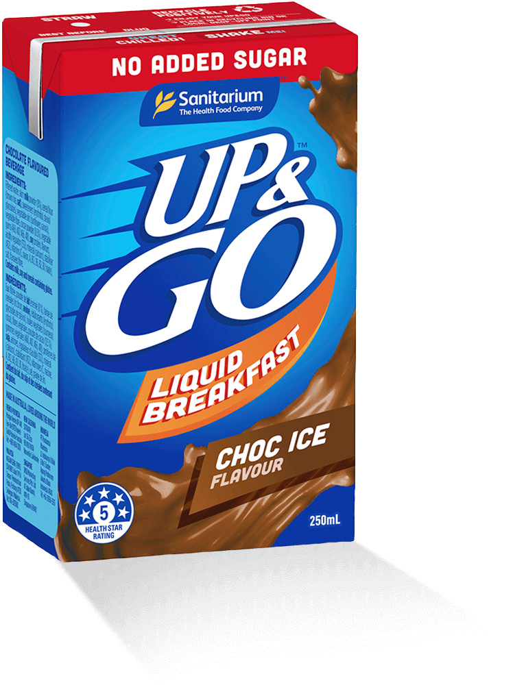 UP&GO No Added Sugar