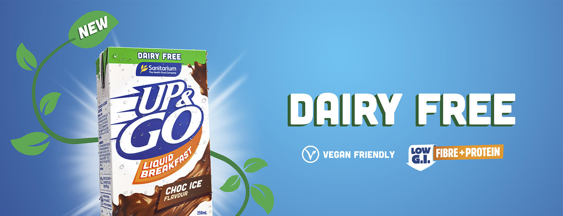 UP&GO Dairy Free